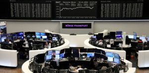 European shares slump as coronavirus fears worsen
