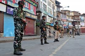 India uses draconian law to keep Kashmir's political leaders locked away