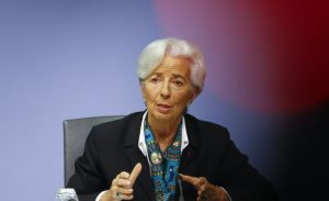 Lagarde Warns ECB Has Limited Options to Fight Lingering Threats