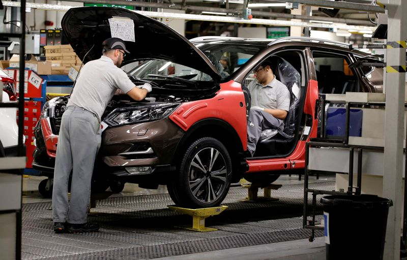 UK factories suffer worst month in three decades
