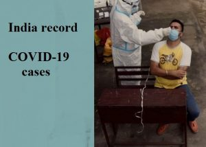 India Reports 94,052 New COVID-19 Cases